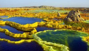 Ethio Danakil Tour Dallol