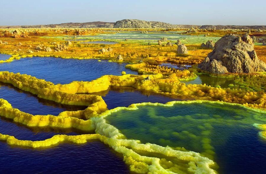 Ethio Danakil Tour Dallol