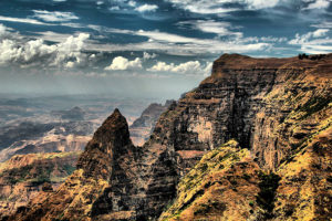 Ethio Danakil Mountains